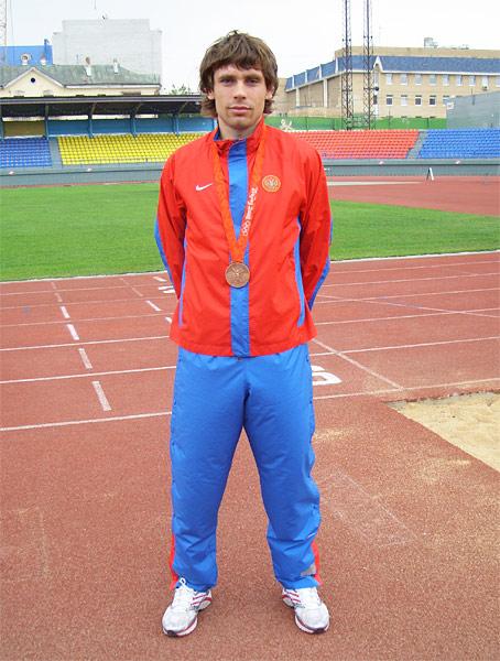 Первый тамбовский олимпийский призёр